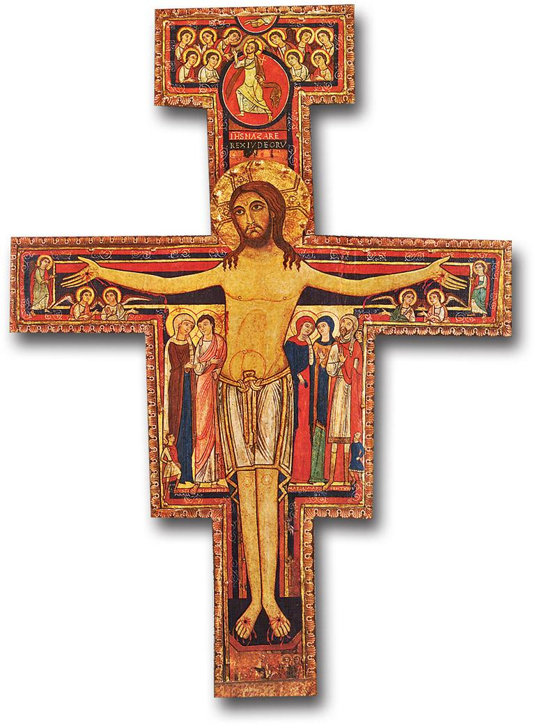 Short Way Of The Cross Mount La Verna Fraternity