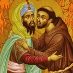 St. Francis and the Sultan