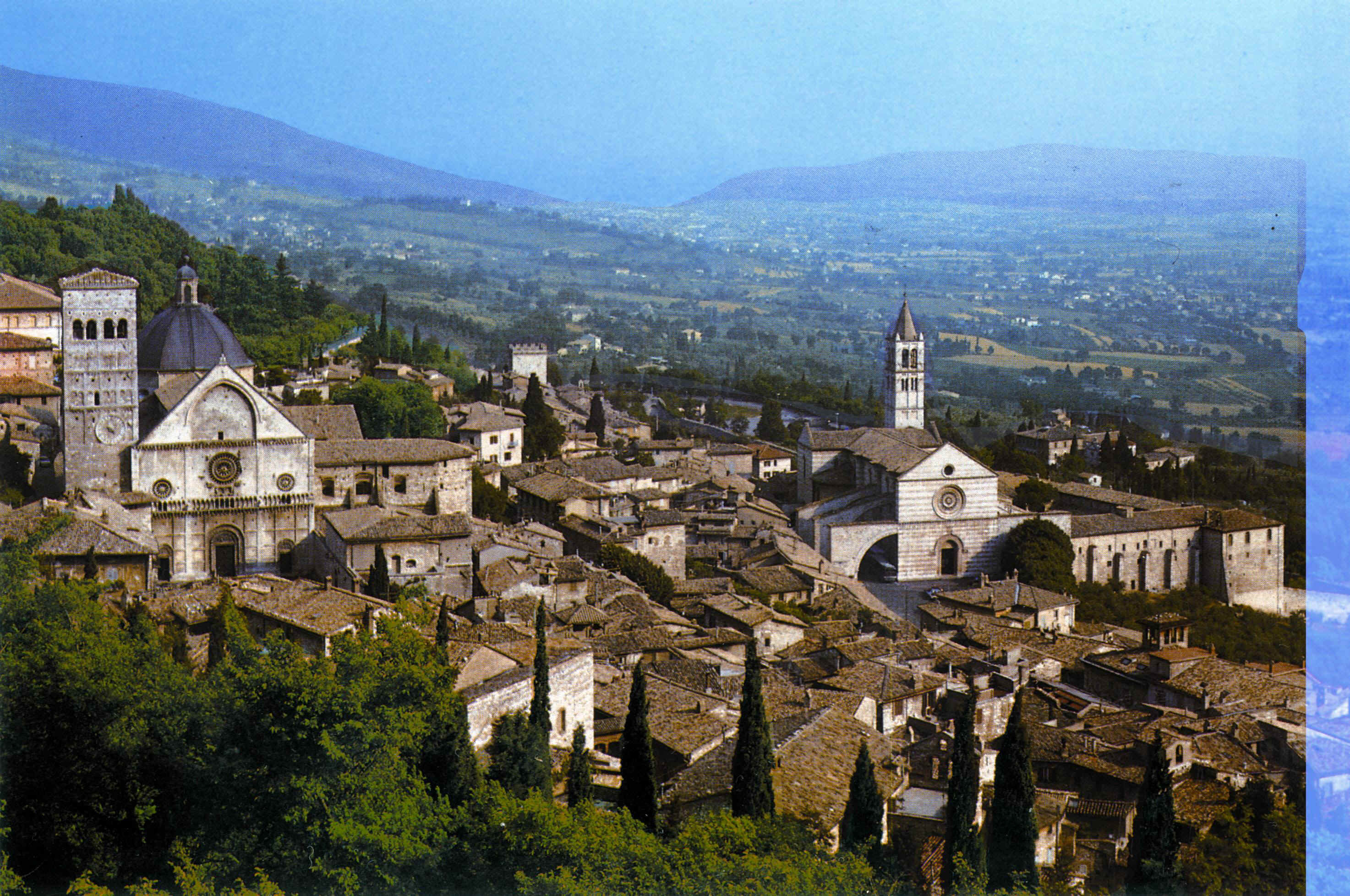 Make Your Home Beautiful Beautiful Video Of Assisi Italy Mount La Verna Fraternity